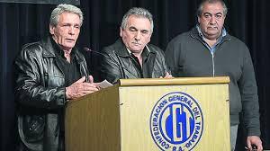 """""""El triunvirato de la CGT expresa lo contrario de la unidad sindical"""""""