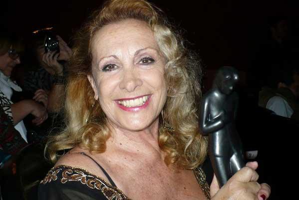 Roxana Randón, una actriz y directora incansable
