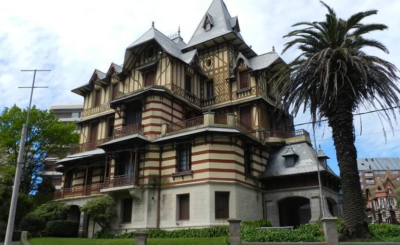 La riqueza arquitectónica de Mar del Plata, una ciudad que es mucho más que sol y playa