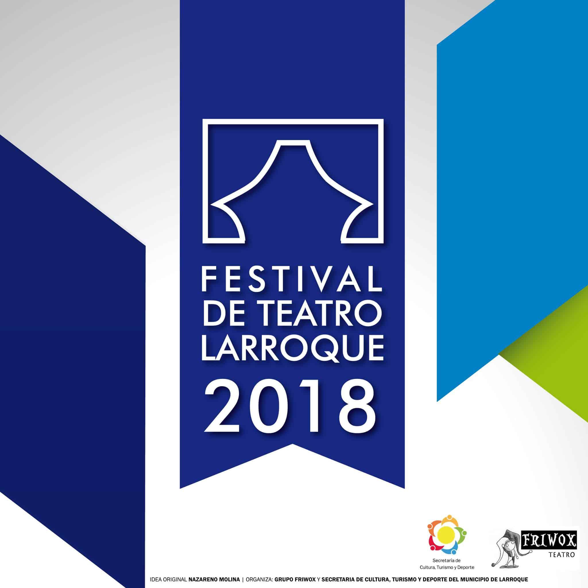 Se viene el segundo Festival de Teatro Larroque