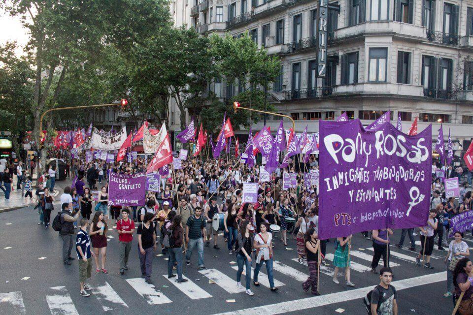 """""""El 8M va a ser una movilización masiva"""""""