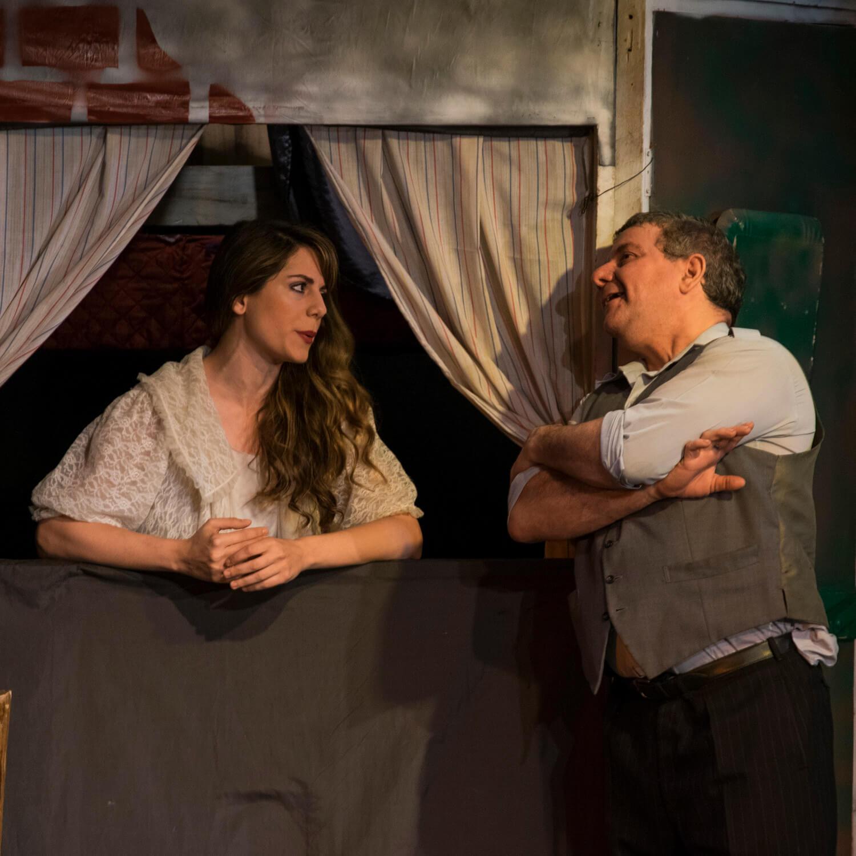 """""""El Conventillo de la Paloma"""", un clásico del teatro nacional que el público siempre aclama"""