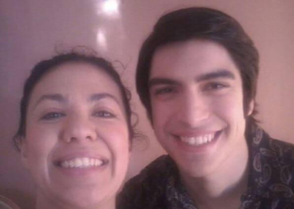 """Brenda Peluffo: del teatro independiente a la TV con """"Sandro de América"""""""