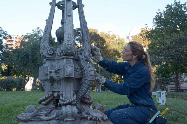 Mar del Plata, una ciudad comprometida con la recuperación de sus monumentos