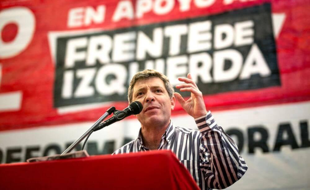 """Juan Carlos Giordano: """"Necesitamos un paro general de la CGT"""""""