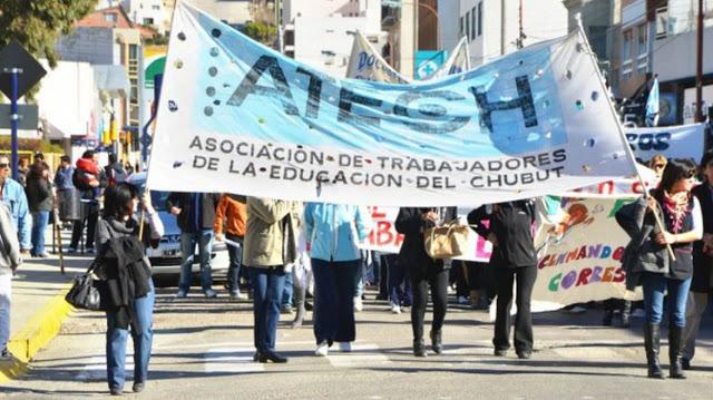 Las claves del conflicto docente en Chubut