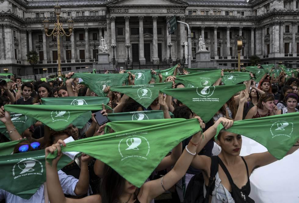 """Nathalia González Seligra, tras la media sanción al aborto legal: """"La movilización es muy importante para imponer nuestras demandas"""""""