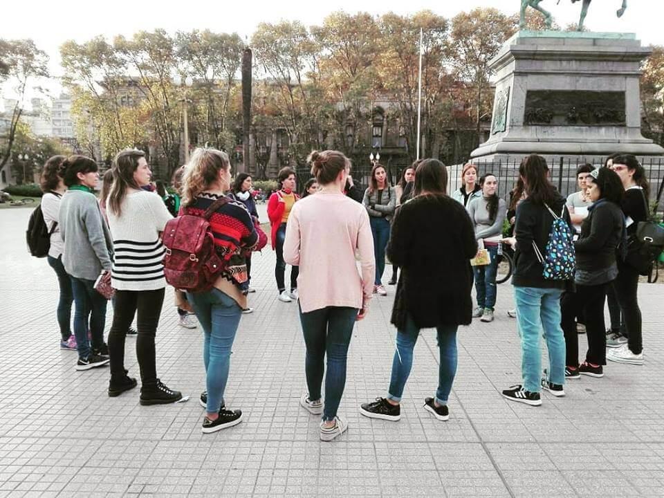"""""""Las Caminantes"""" en Rosario: cómo abordar el urbanismo con perspectiva de género"""