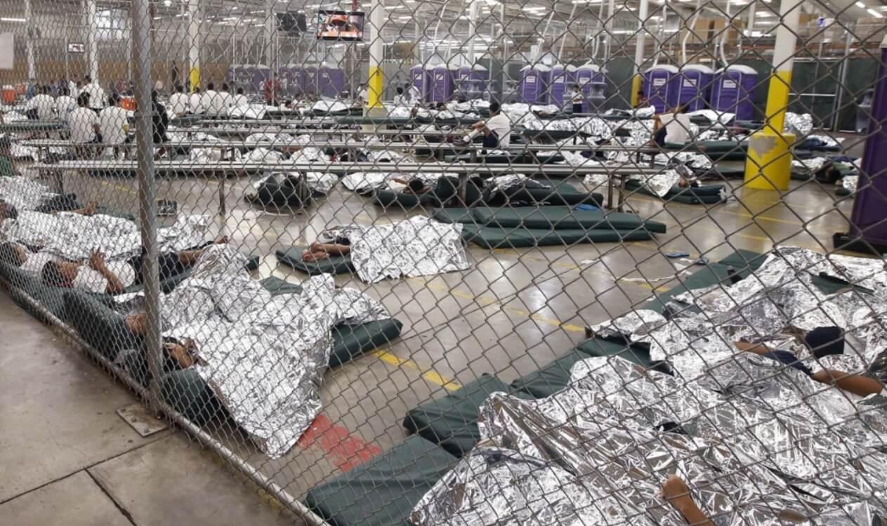 """Niños migrantes enjaulados en Estados Unidos: """"La crisis humanitaria con respecto a los migrantes y refugiados cada día es peor"""""""