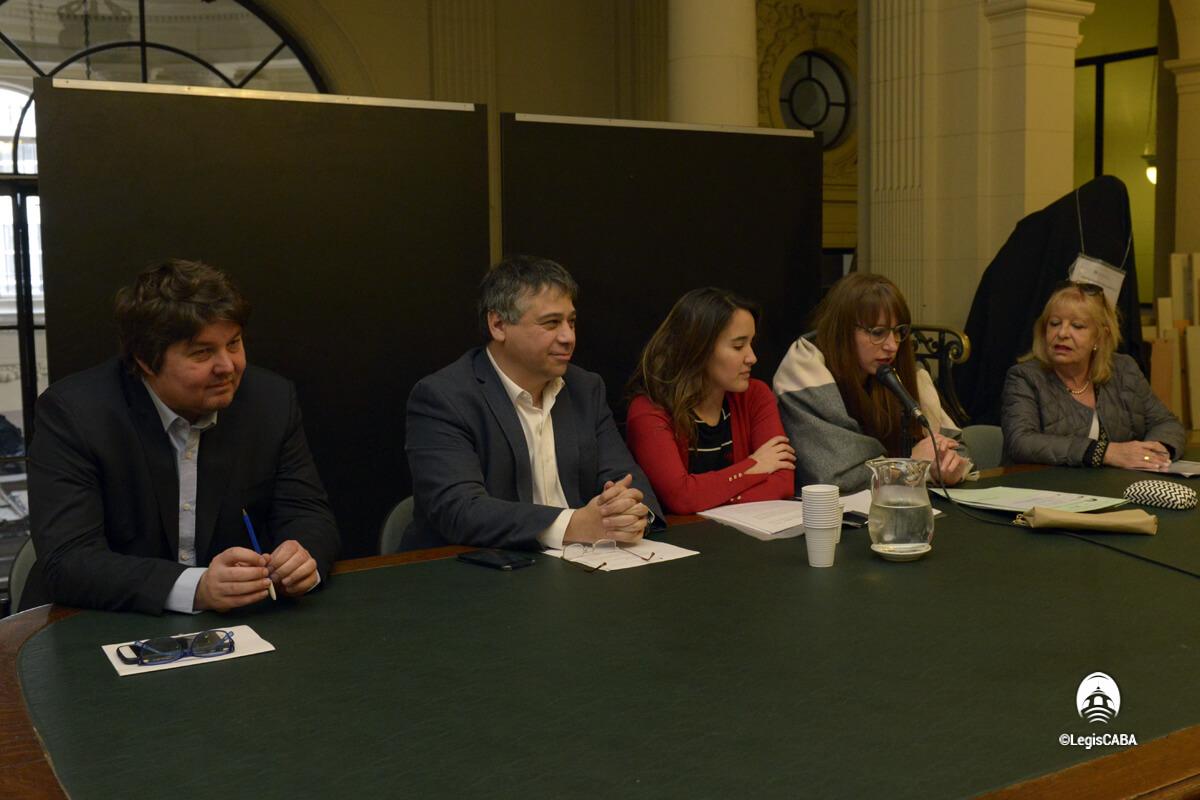 Proponen crear una Red de Tránsito Pesado en la Ciudad de Buenos Aires