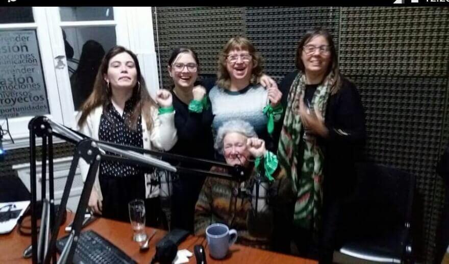 """El programa """"Nada personal"""" de Radio Arinfo, nominado en los premios Lola Mora"""