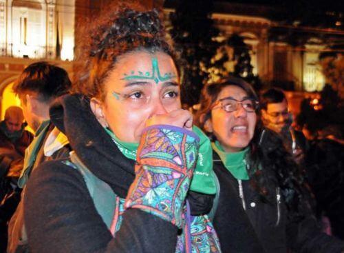 """""""El movimiento de mujeres tiene que redoblar la apuesta, las luchas y la organización e ir por más"""""""