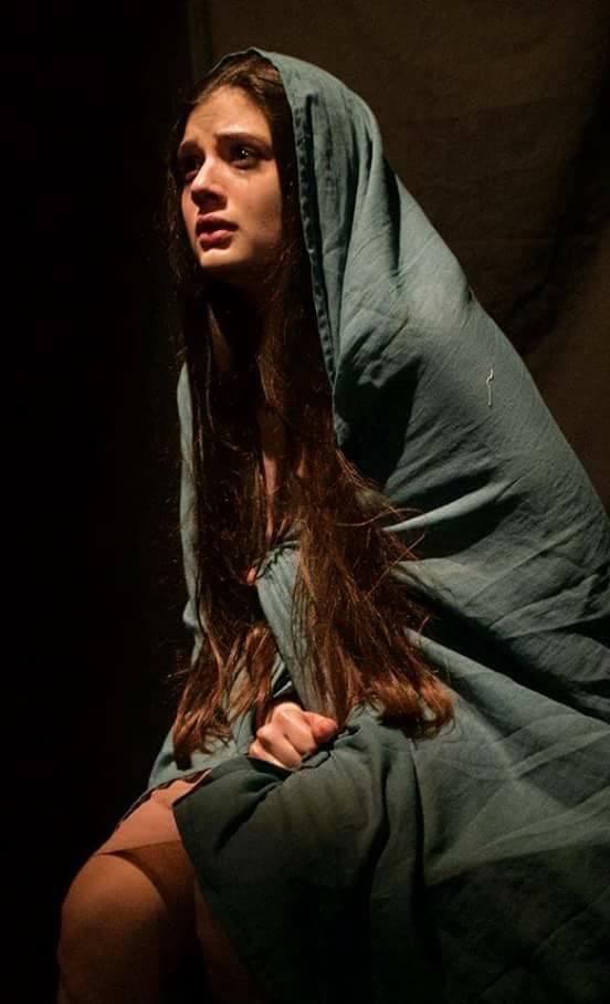 "Denise Gómez Rivero: ""El teatro se trata de entregarse"""