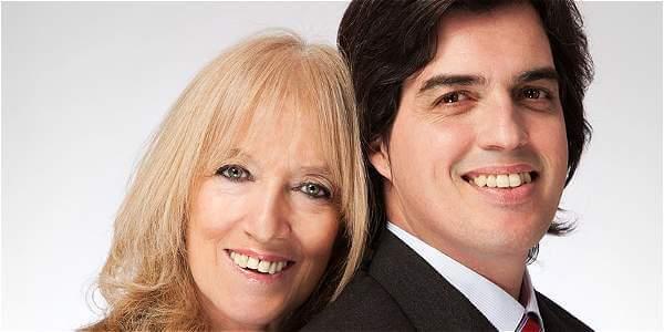 """El dúo """"Bárbara y Dick"""" vuelve al ruedo con una composición muy particular"""