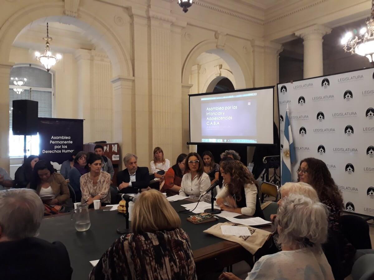 Se celebró el 20° aniversario de la Ley Protección integral de los Derechos de Niños, Niñas y Adolescentes de la Ciudad de Buenos Aires