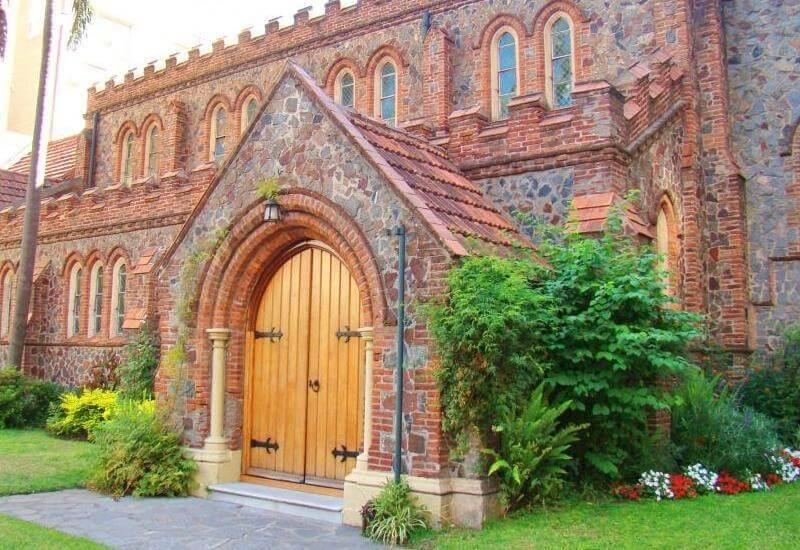 Los secretos de la Iglesia Anglicana San Salvador de Belgrano