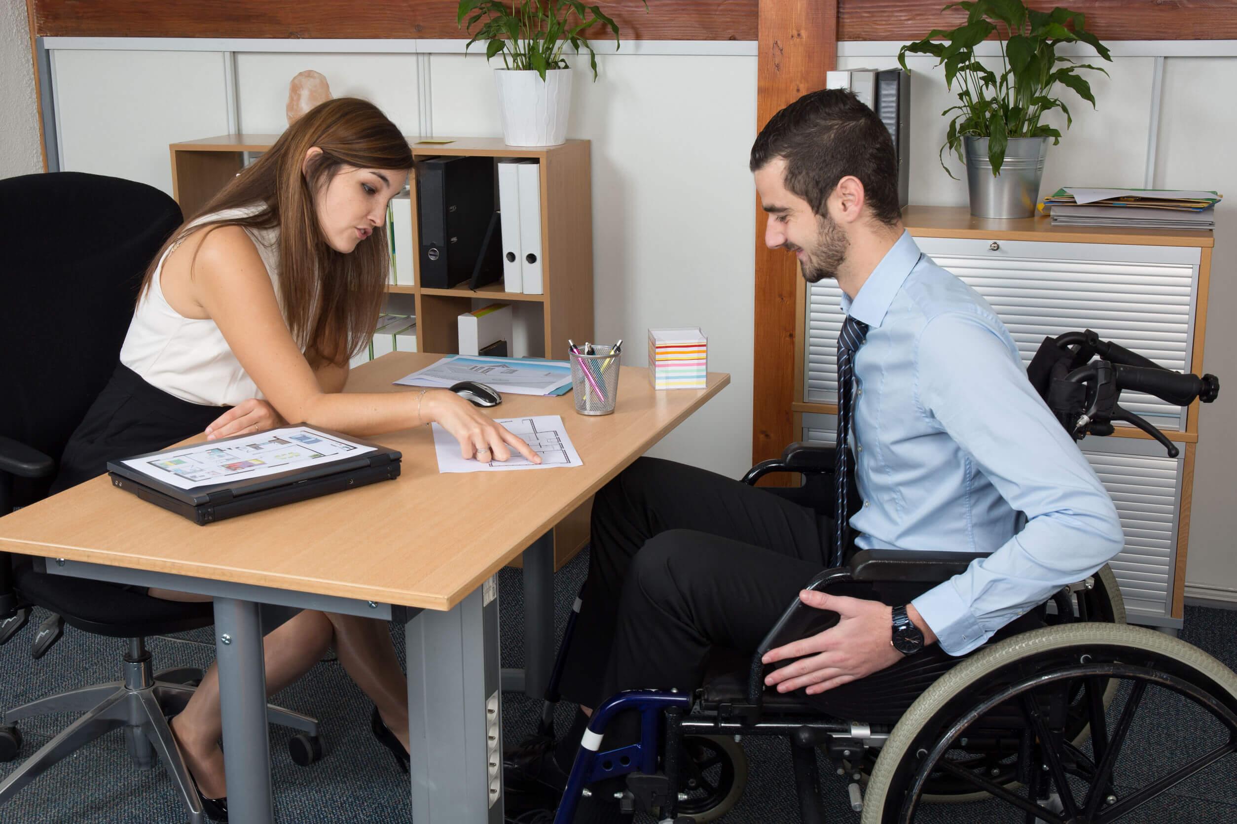 Accesibilidad en los espacios de trabajo: qué hay que tener en cuenta en materia de diseño