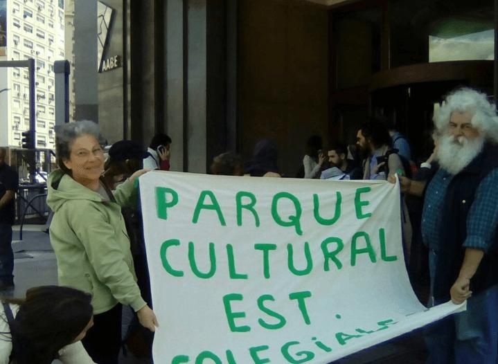 Comuna 13: los vecinos insisten con la creación del Parque Cultural Estación Colegiales
