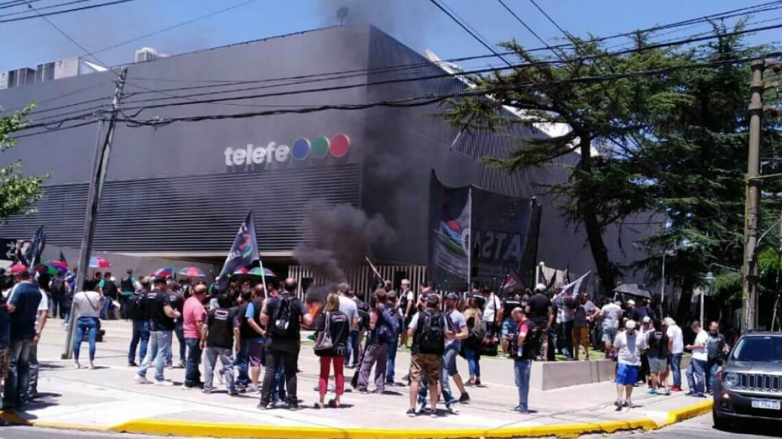 Despidos en Telefé: se agudiza la crisis de los trabajadores de los medios de comunicación