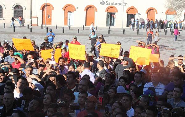 Qué hay detrás del histórico paro de trabajadores de Matamoros en México