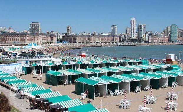 """""""En Mar del Plata hay una usurpación del espacio público de las playas por parte de los privados"""""""
