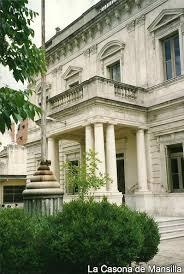 Preocupación por el destino de la casa de Lucio V. Mansilla