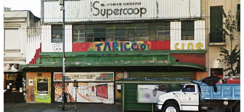 Los vecinos de La Paternal luchan por la reapertura del cine-teatro Taricco