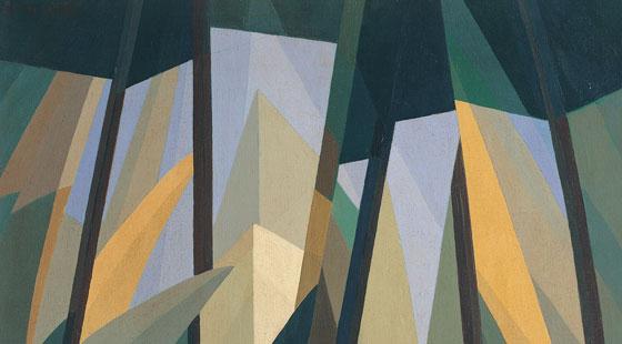 La importancia de Emilio Pettoruti como referente del arte abstracto mundial