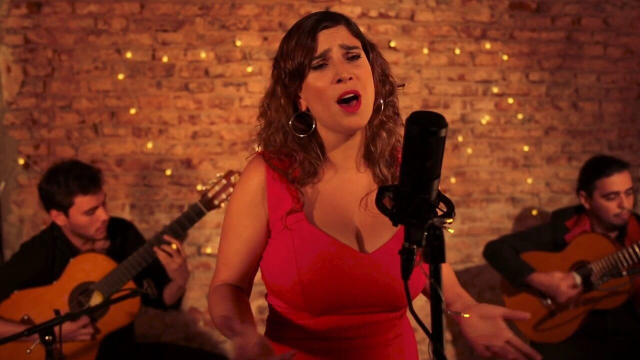 Ana Sofía Stamponi, cuando el tango se lleva en la sangre
