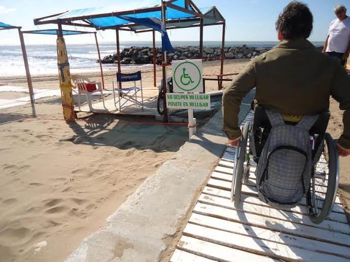 Accesibilidad en Mar del Plata: avances y proyectos a futuro
