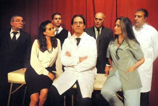 """""""Un gran hombre"""", la obra que recorre la vida del doctor René Favaloro"""