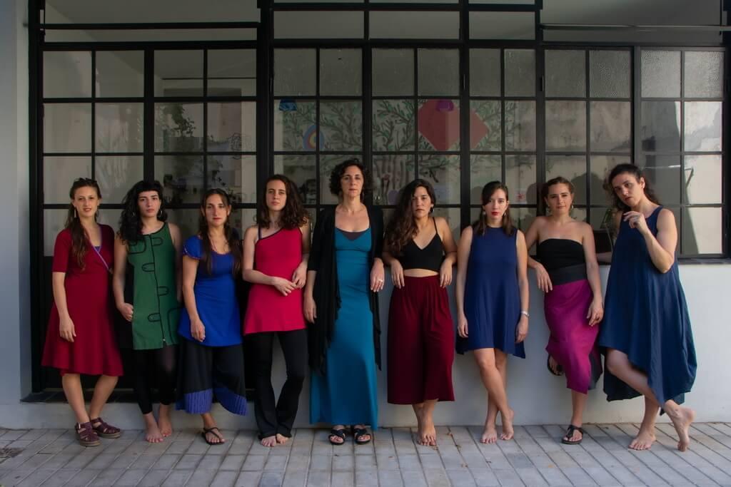 """""""Mujererío, voces y cuerpo"""", un proyecto de cantantes femeninas que sorprende"""