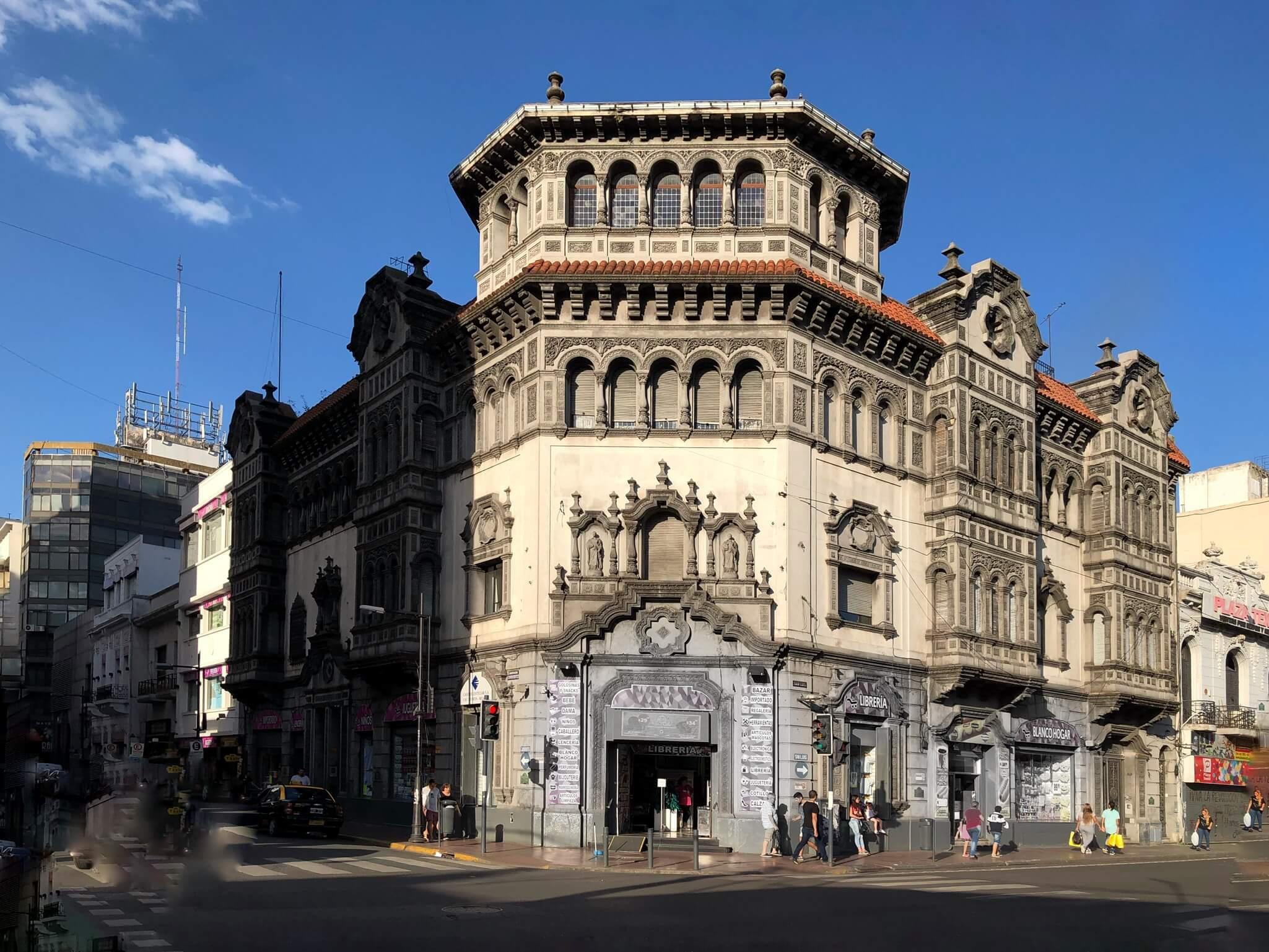 La Casa Fracassi, un edificio icónico de Rosario que abre sus puertas a la comunidad