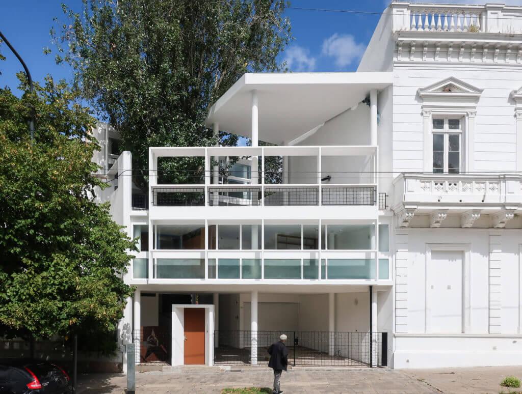 Se cumplen tres años de que la Casa Curutchet fuera reconocida por la Unesco como Patrimonio de la Humanidad