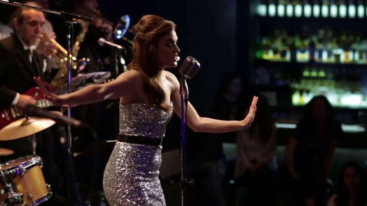 El gran éxito de Elizabeth Karayekov y la Big Blues Band