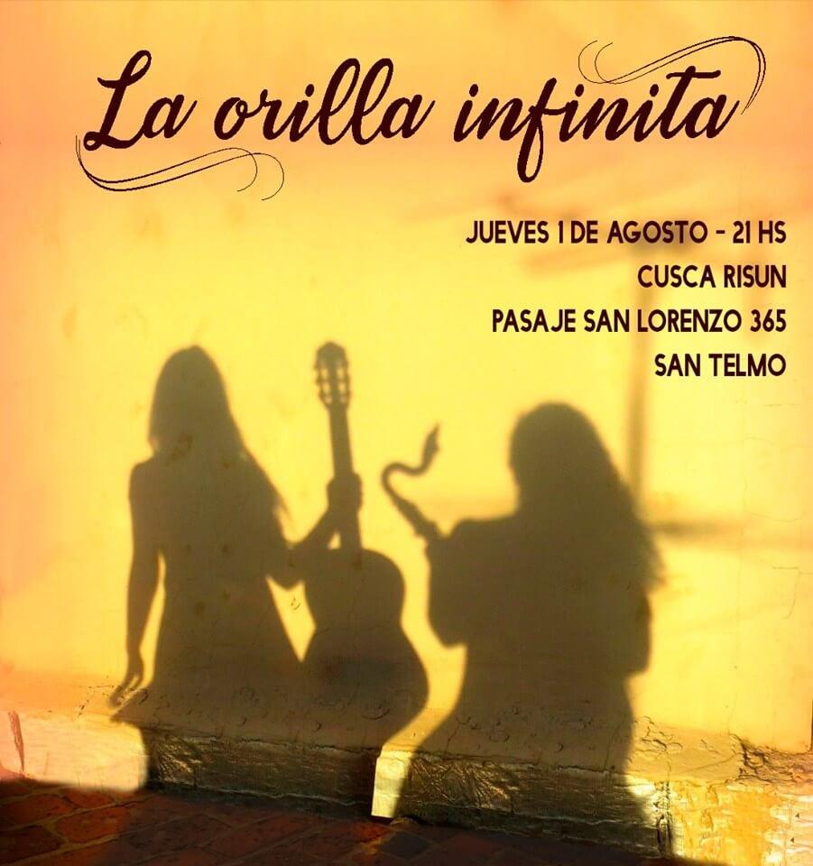 """Lina Agrima y Laura Canteros brillan en """"La orilla infinita"""""""