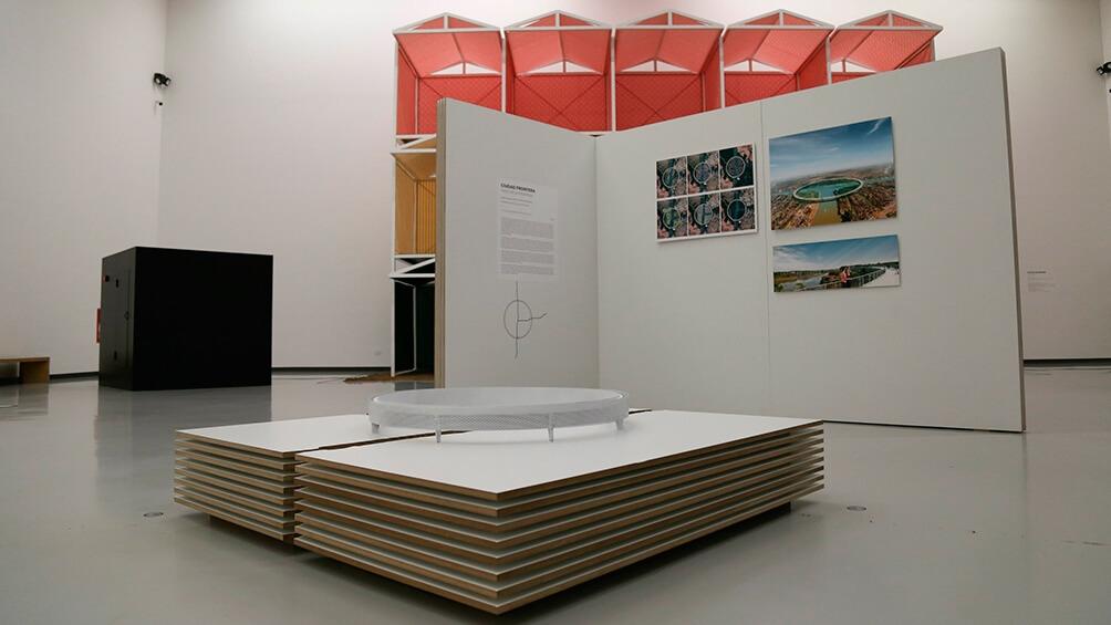 """""""Argigram"""", una muestra en la que jóvenes arquitectos imaginan la ciudad del futuro"""