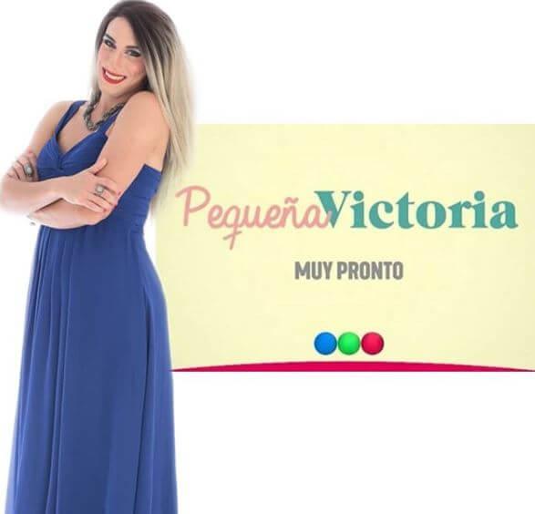 """Ale Monforte, el actor transformista que dará el gran salto a la TV en """"Pequeña Victoria"""""""