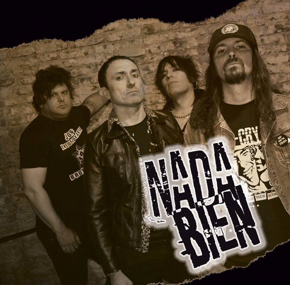 """Nada bien punk and roll"" ya palpita sus próximos shows"